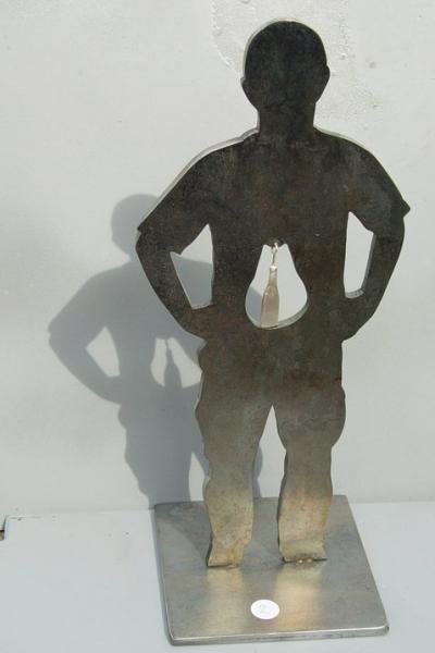 FAMILY MAN, Iron, Silver, 2005